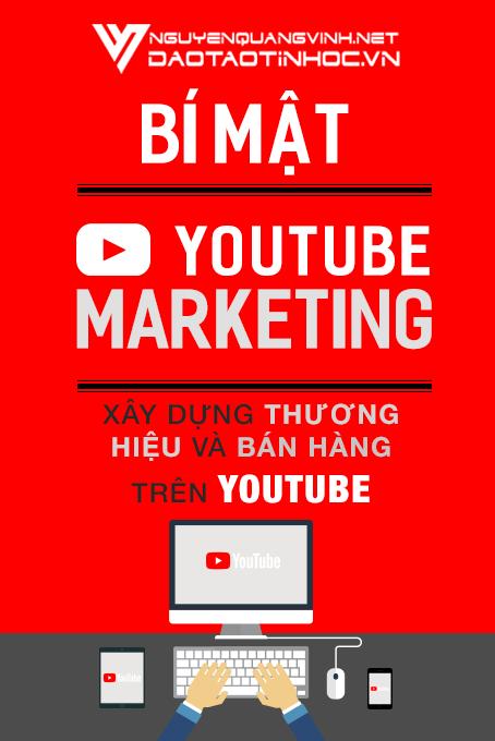 Sách bí mật youtube marketing