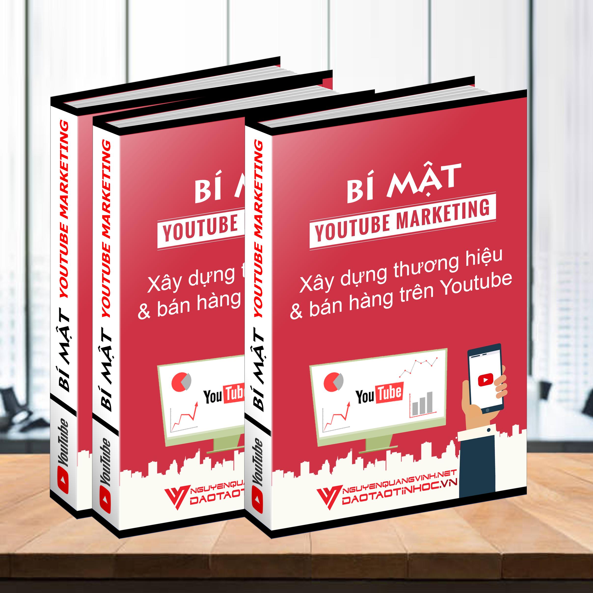 Sách Youtube Marketing